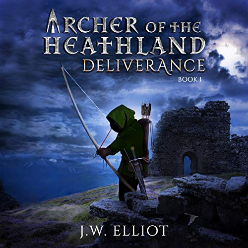 Archer of the Heathland audiobook cover art