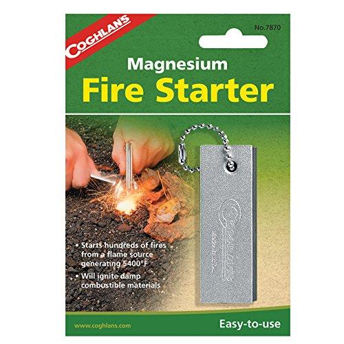 Coghlan's - Allume-feu - Silex avec du magnésium