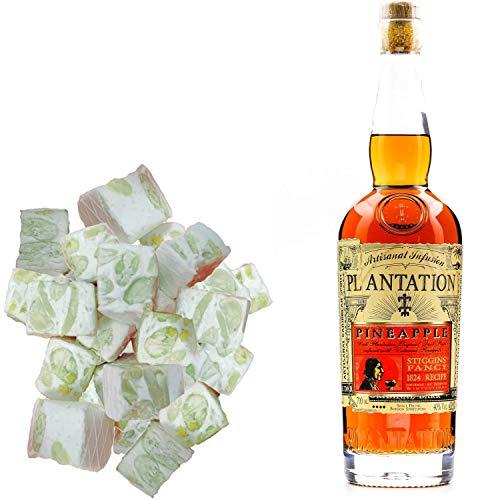 Assortimento Plantation Rum - Ananas Stiggins Fancy Rum e...