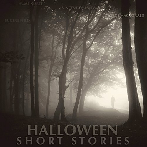 Halloween Short Stories audiobook cover art