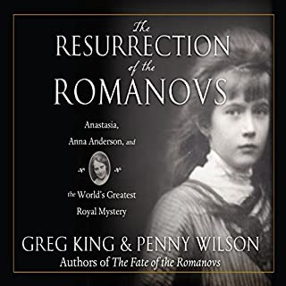 The Resurrection of the Romanovs cover art
