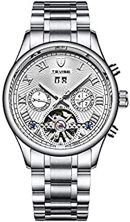 Tevise Casual Watch For Men Analog - Stainless Steel, T806A-SW