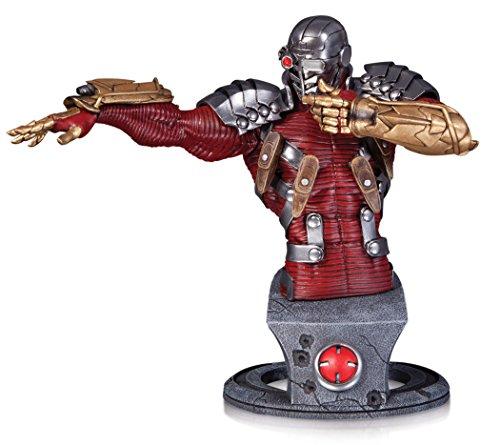 DC Estatua Super Villains Deadshot Busto