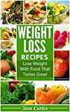 Weight Loss Recipes - Lose Weight With Food That Tastes Great