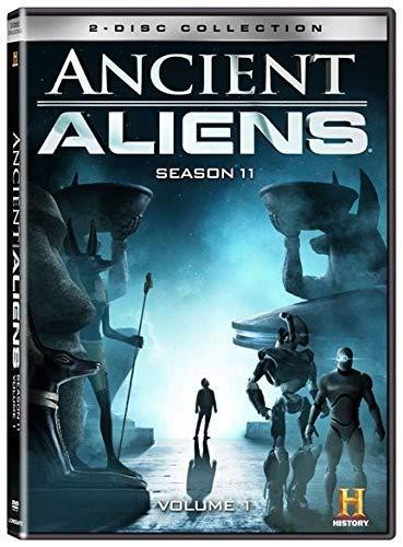 ANCIENT ALIENS SSN 11 VOL 1