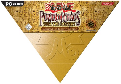 Yu-Gi-Oh! - Power of Chaos: Yugi the Destiny (Limited Edition)