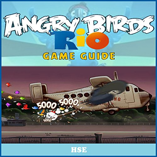 Angry Birds Rio Game Cheats audiobook cover art