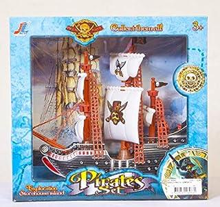 3 Amazon esJuguetes Años Barco Pirata Niños shxCtrQd