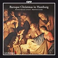 Various: Baroque Christmas In Hamburg by Bremer Barock Consort (2010-11-16)