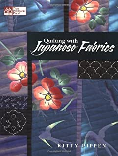 Quilting with Japanese Fabrics (Signed Copy)