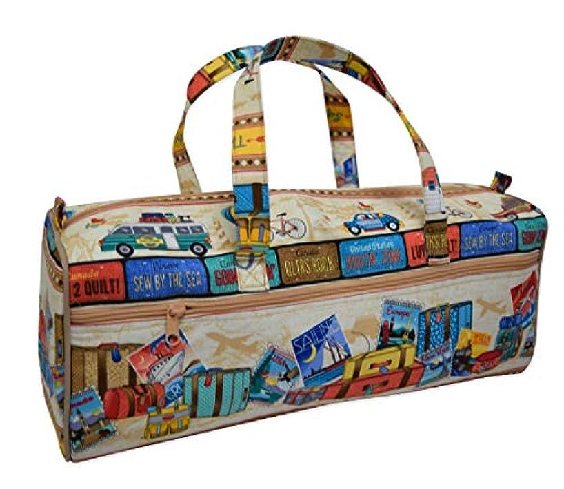 Parera Travel Box, Organizer, Sewing Box, Bag Fabric, Yellow, One Size