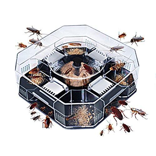 BESTONZON Trappola di scarafaggi e blatte riutilizzabile