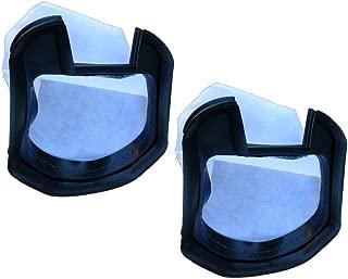 EnviroCare 2 Eureka #61544A Allergen Dust Cup Filter Stick Vacuum Cleaner Elextrolux Sanitaire