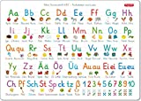 Fragenbär-Mini-Lernposter: Mein Grundschrift ABC –...