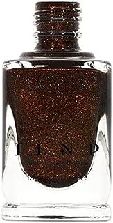 ILNP Overnight Bag - Espresso Brown Holographic Nail Polish