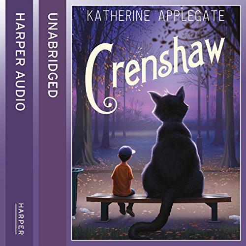 Crenshaw audiobook cover art