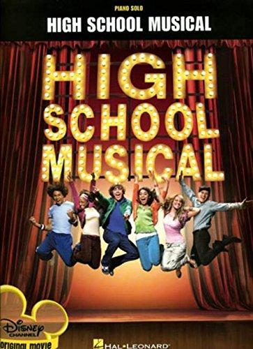 High School Musical - Piano Solo: Noten, Sammelband für Klavier