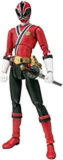 Power Rangers Samurai: Shinken Red Ranger (S.H. Figuarts) Action Figure