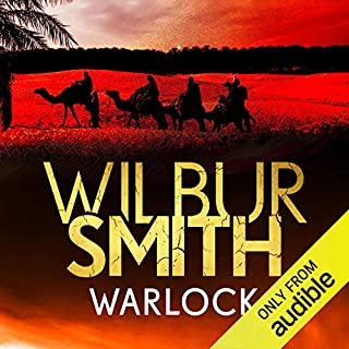 Warlock     Ancient Egypt, Book 3              By:                                                                                                                                 Wilbur Smith                               Narrated by:                                                                                                                                 Mark Meadows                      Length: 26 hrs and 5 mins     13 ratings     Overall 4.6