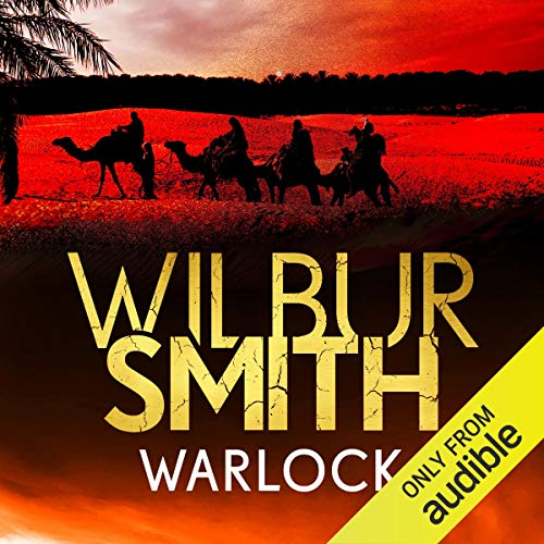 Warlock     Ancient Egypt, Book 3              Written by:                                                                                                                                 Wilbur Smith                               Narrated by:                                                                                                                                 Mark Meadows                      Length: 26 hrs and 5 mins     Not rated yet     Overall 0.0