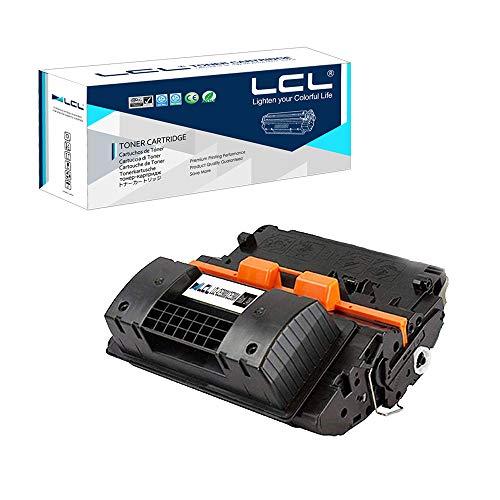 LCL Kompatibel Tonerkartusche 90X CE390X CRG-035H High Yield (1Schwarz) Ersatz für HP Laserjet Enterprise 600 M602 M602DN M602N M602X M603 M603DN M603N M603XH M4555 M4555DN M4555F M4555FSKM M4555H