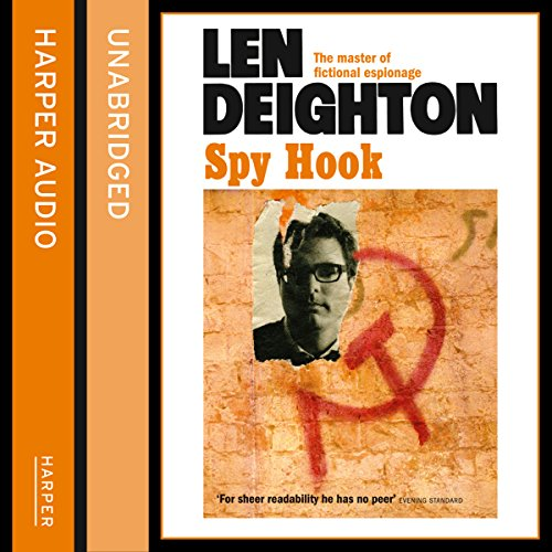 Spy Hook audiobook cover art
