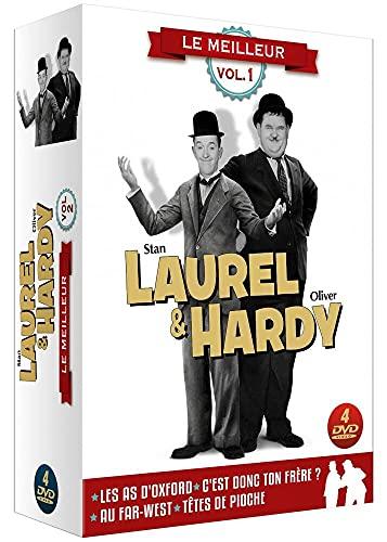 Laurel & Hardy : Le Meilleur-Vol. 1