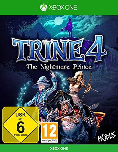 Trine 4 - The Nightmare Prince [Xbox One]