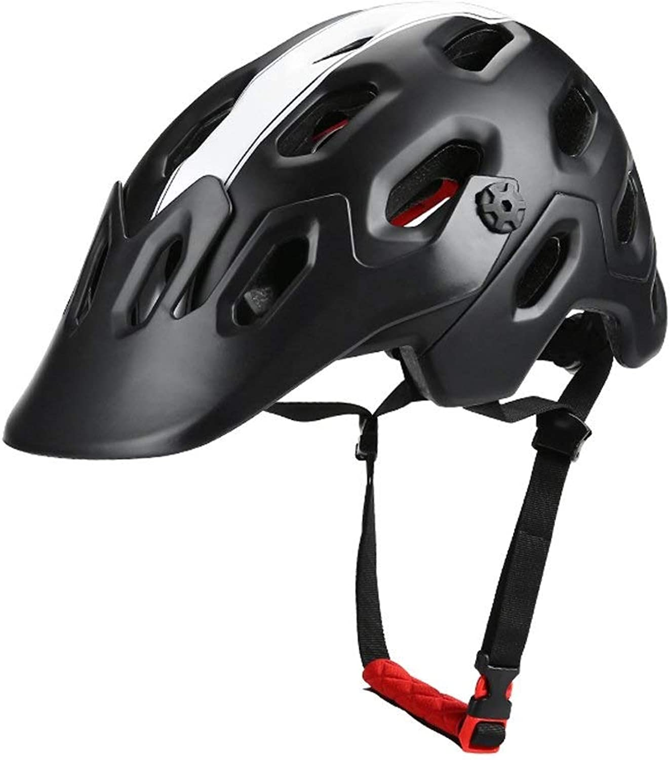 ZL-TK Cycle Bike Helmet with Detachable Magnetic Goggles Visor Shield for Women Men, Cycling Mountain & Road Bicycle Helmets Adjustable Adult Safety Predection and Breathable