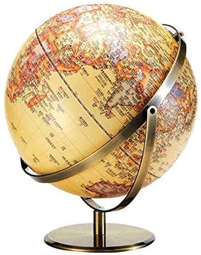 Globo terráqueo geográfico, educación de Escritorio, Globos terráqueos interactivos para niños, Adultos, hogar, Oficina, Sala de Estar, decoración, Ornamento