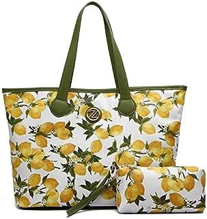 Zeneve London Mia Shopper Bag for Women, Multi Color