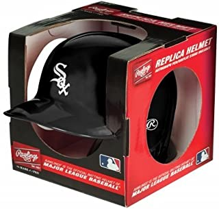 Rawlings Official Chicago White Sox Replica Batting Mini Helmet - New in Box