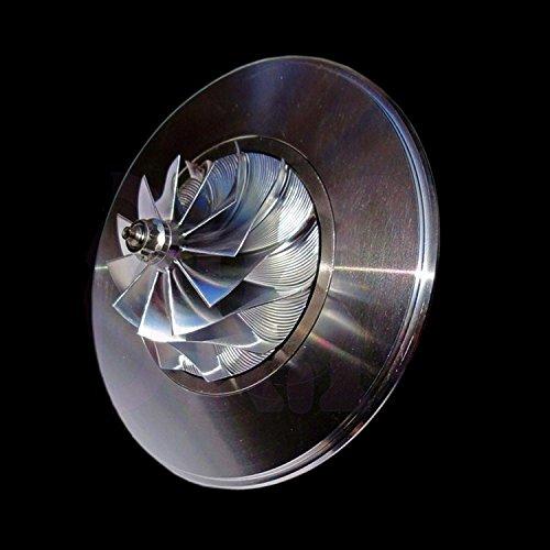 Gowe Turbo für Universal T3Flansch VBand Turbine Gehäuse High Performance Kugellager Turbo mit Billet Kompressor Rad für Civic Tuning Verwenden