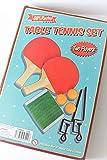 Superetro Table Tennis Set