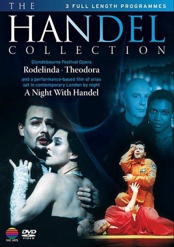 Georg Friedrich Handel - Handel Collection (3 Dvd) [USA]