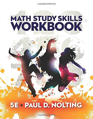 Compare Textbook Prices for Math Study Skills Workbook 5 Edition ISBN 9781305120822 by Nolting, Paul D.