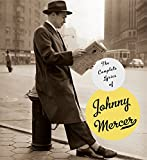 book cover: The Complete Lyrics of Johnny Mercer