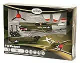 Testors P-40 Warhawk Aircraft Model Kit (1:48 Scale)