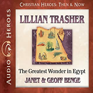 Lillian Trasher cover art