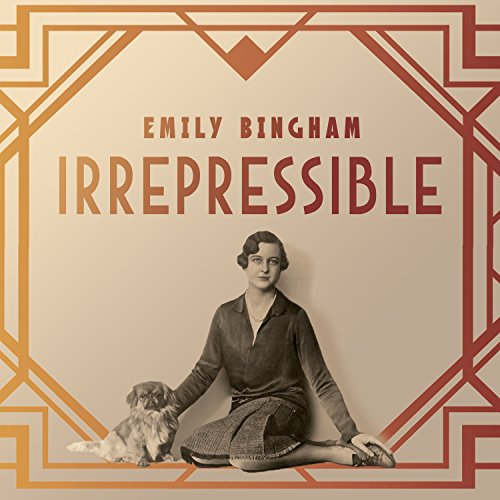 Irrepressible audiobook cover art