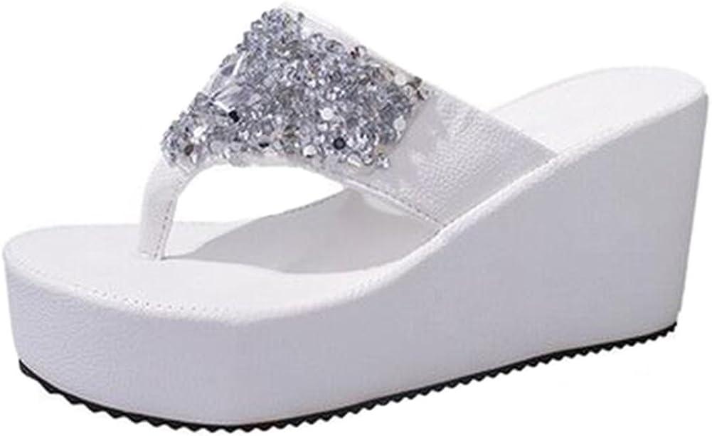 COVOYYAR Women's Summer Beach Casual Sandal store Shoes Thong Platform Max 59% OFF