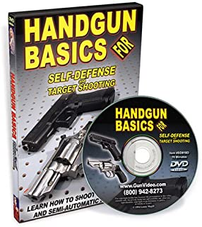 Handgun Basics for Self Defense & Target Shooting