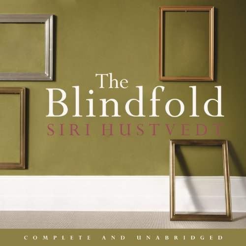 The Blindfold audiobook cover art