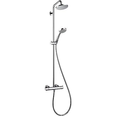 Treos Thermostatic Shower System Rain Shower Ø 200mm 173.01.2720