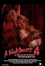 Pop Culture Graphics A Nightmare on Elm Street 4: Dream Master Poster Movie C 11x17 Robert Englund Rodney Eastman