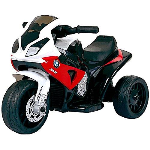 電動 乗用バイク BMW ( BMW S1000 RR ) 【赤】/ JT5188-RD /