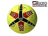 Lisaro Indoor-Fussball Indoorball aus Echt valurleder