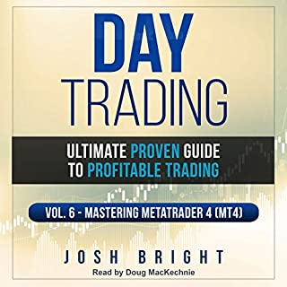 Day Trading: Ultimate Proven Guide to Profitable Trading, Volume 6 cover art