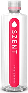 SZENT Water, Passionfruit 20 Ounce (Pack of 12)