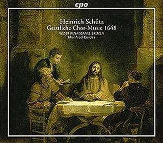 Schutz: Geistliche Chor-Music 1648